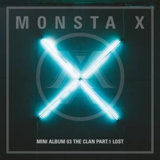 Bildergebnis für the clan part 1 lost monsta x album cover