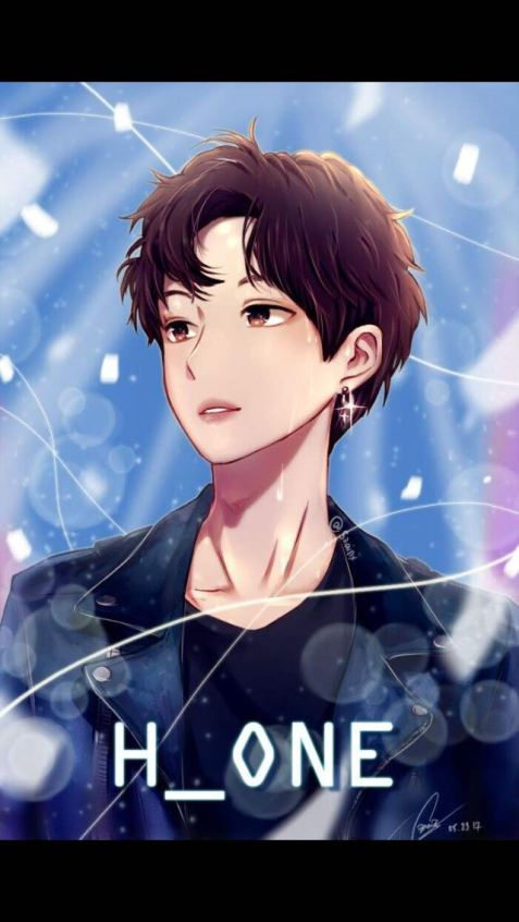 Hyungwon2Anime